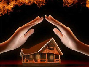 Вогнезахисне обробляння дерев'яних та металоконструкцій